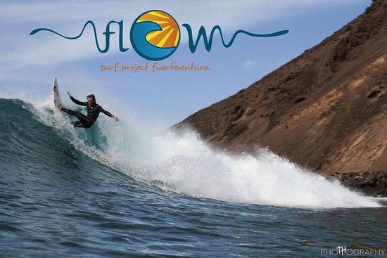 Flow Surf Project Fuerteventura