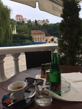 Vranov nad Dyji, جمهورية التشيك: Romantický výhled.