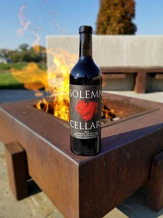 Walla Walla, WA: Solemn Cellars Tasting Room