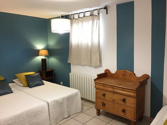 Ande, France: chambre gite Eure