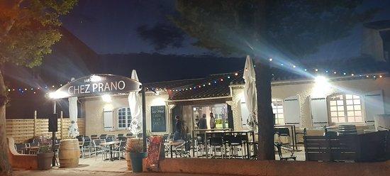 Durban-Corbieres, ฝรั่งเศส: Chez Prano