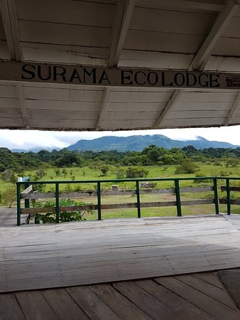 Surama Village, Γουιάνα: 20180519_093948_large.jpg