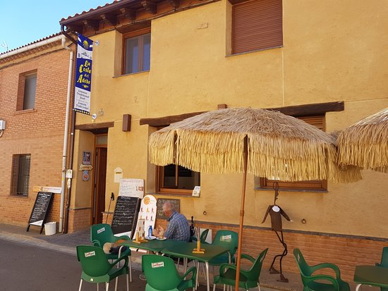 La Costa del Adobe: the outside... don't miss it