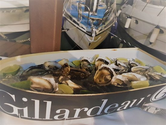 Restaurante Sodemar: Ostres de Gillardeau