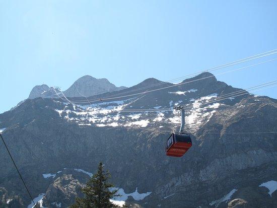 Mount Pilatus: Tram to the top