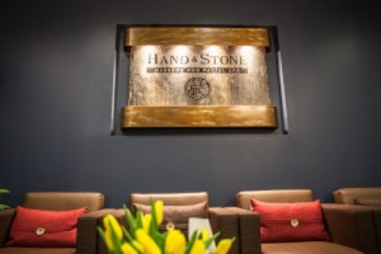 Hand & Stone Massage and Facial Spa - Leaside: Water Feature - Hand & Stone Leaside
