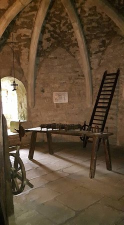 Beaufort, Luxemburgo: sala de tortura