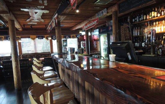 Sumas, Waszyngton: bar area
