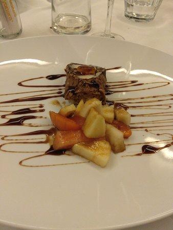 Gabbiano 2: Cannolo siciliano