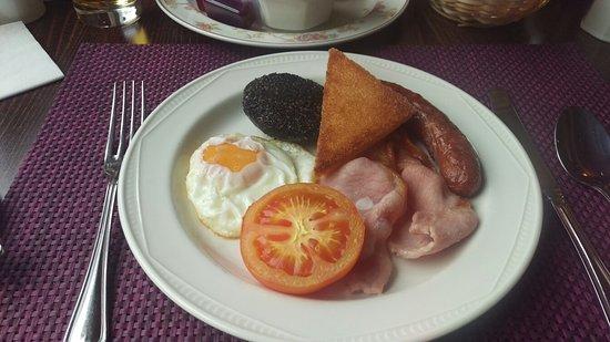 Kingswood Hotel: A very tasty breakfast