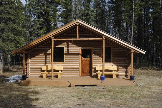 Dease Lake, Canada: 16 Mile Remote Wilderness Logcabin