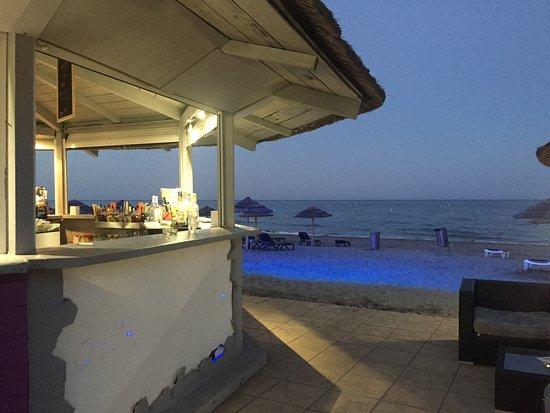 Santa Lucia di Moriani, Francia: Beach bar
