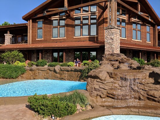 Stonewater Cove Resort and Spa Bild