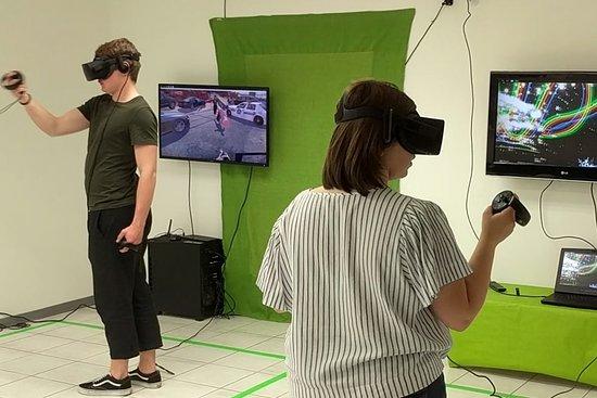 Virtualwelt Friedrichshafen: Vielzahl verschiedener VR-Titel