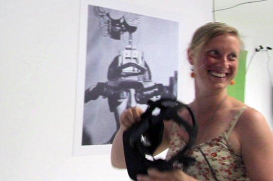 Virtualwelt Friedrichshafen: VR macht Spaß!