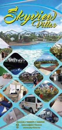 Skyview Villas: All areas