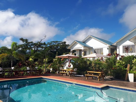 Skyview Villas: Pool Area