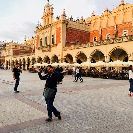 Πλατεία Κεντρικής Αγοράς (Rynek Glowny) Φωτογραφία