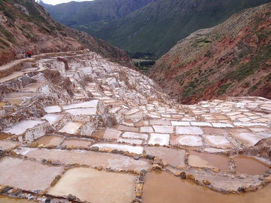 Maras, Peru: A view from the top