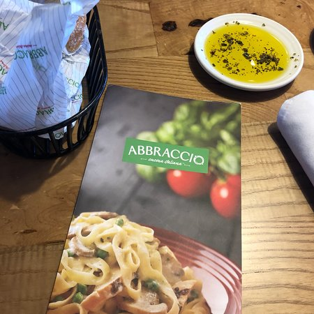 Bilde fra Abbraccio Cucina Italiana