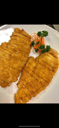 Sakura Japanese Steakhouse: Chicken Katsu