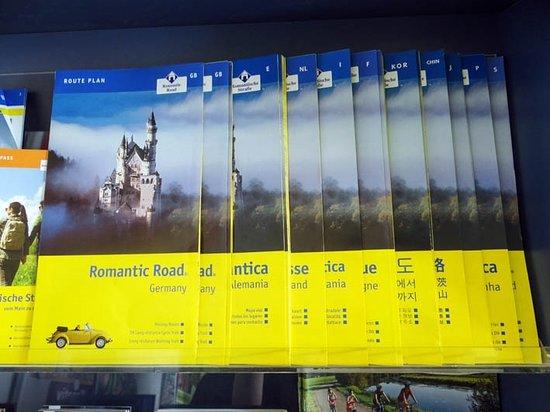 Staedtische Tourist Information