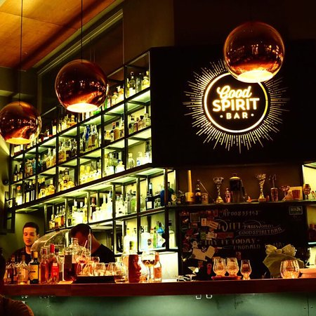 GoodSpirit Whisky&Cocktail Bár