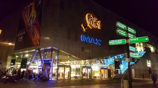 Pathé Arena: Pathe Imax