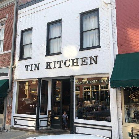 Tin Kitchen Storefront Picture Of Tin Kitchen Weston Tripadvisor