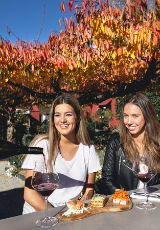 Queenstown Wine Trail: Pinot and Food at Gibbston