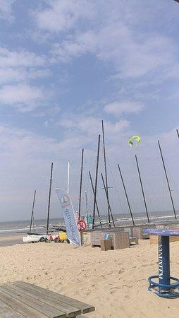 De Haan beach Φωτογραφία
