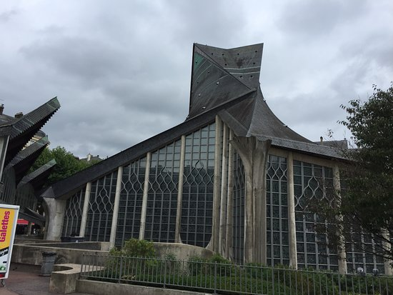 Church of St. Joan of Arc: Церковь Жанны Д'Арк
