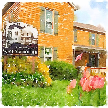 Wilmore, KY: Scott Station Inn Bed and Breakfast