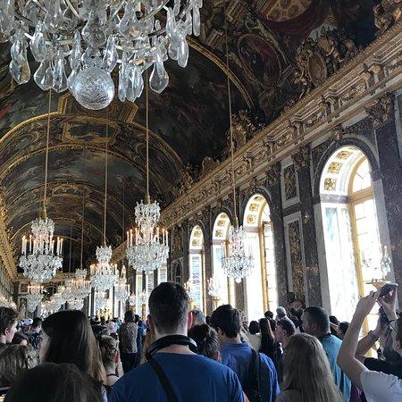 Παλάτι των Βερσαλλιών Φωτογραφία