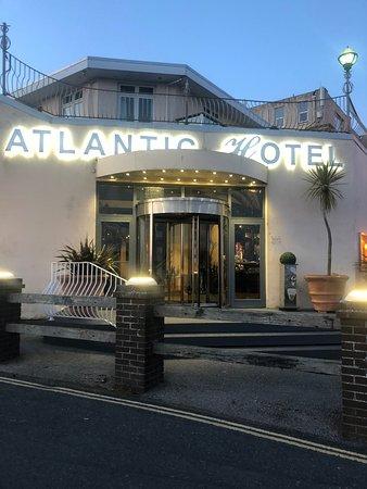 The Atlantic Hotel: Lovely hotel.