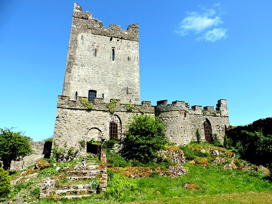 Shannonbridge, Ирландия: The Main Castle Structure