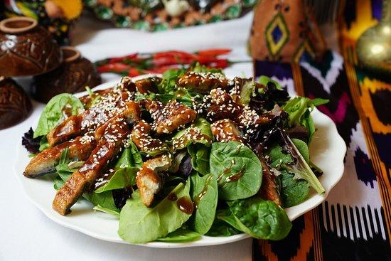 Feasterville, PA: Eel Salad