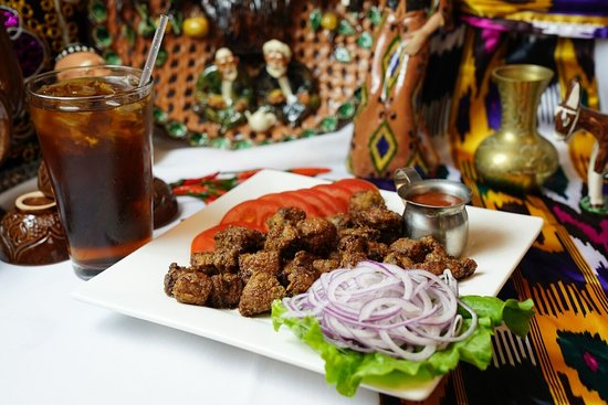 Feasterville, PA: Turkish Style liver