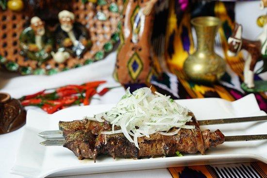 Feasterville, PA: Shish kebab