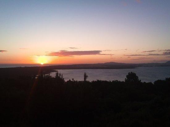 Hotel Art & Spa Las Cumbres: Sunset