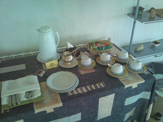 Hotel Art & Spa Las Cumbres: Tea