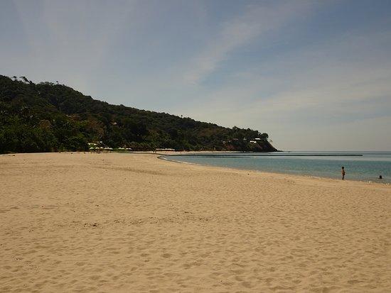 Kantiang Bay: La spiaggia verso sud