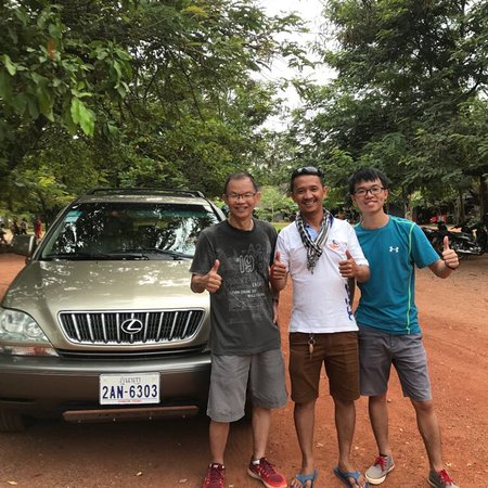 Angkor Personal Day Tours