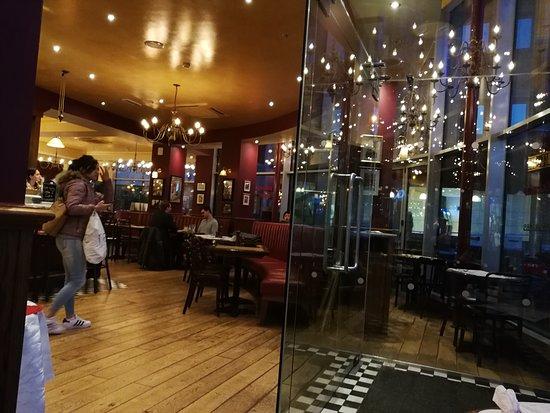 Cafe Rouge - Woking: Inside of Restaurant