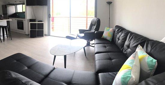 Nulkaba, Australia: Hunter Valley Concert Cottage Lounge