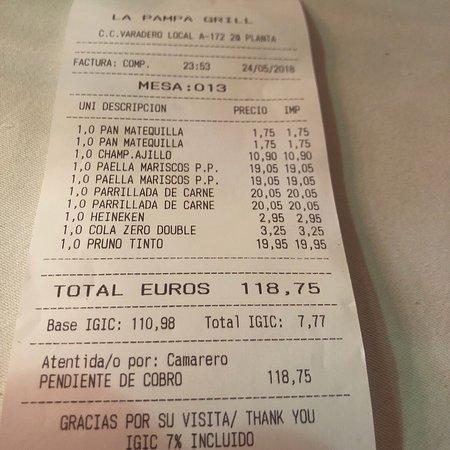 La Pampa Grill Meloneras Restaurante Φωτογραφία