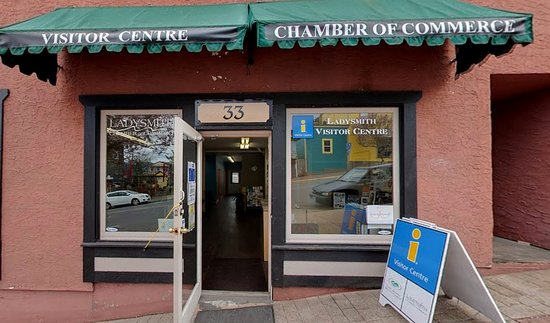 Ladysmith Visitor Centre & Chamber of Commerce
