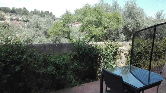 AC Hotel Ciudad de Toledo: Terraza