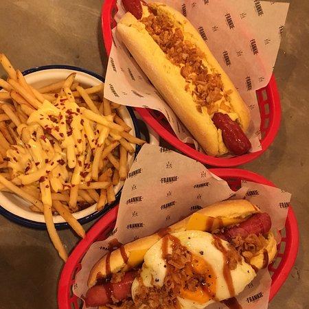 Bilde fra Frankie Hot Dogs