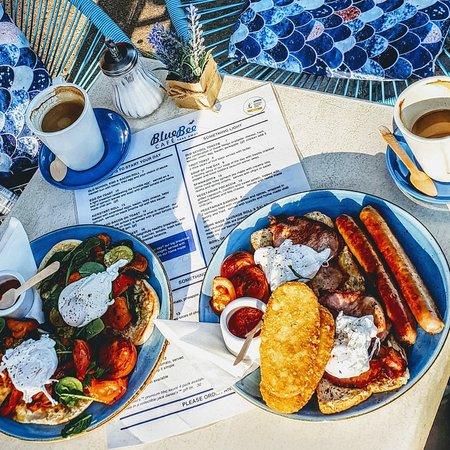 Bruthen, ออสเตรเลีย: Breakfast